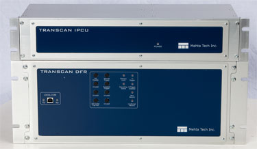 TRANSCAN Digital Fault Recorder and IPCU with Continuous Recording